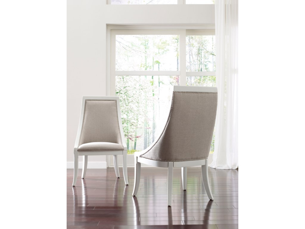 Thomasville® ManuscriptUpholstered Dining Side Chair