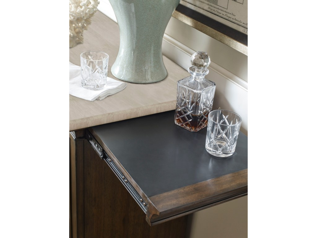 Thomasville® SomersetRockwell Sideboard w/ Stone Top