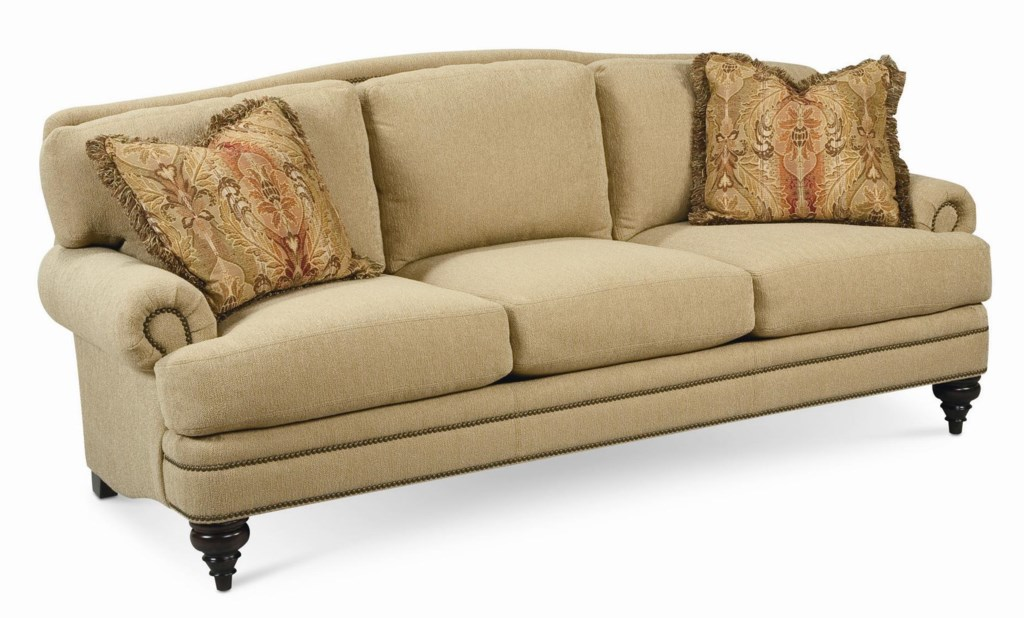 thomasville® special values - westport stationary 3-seat sofa with