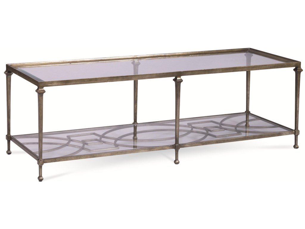 Thomasville® SpellboundRectangular Cocktail Table