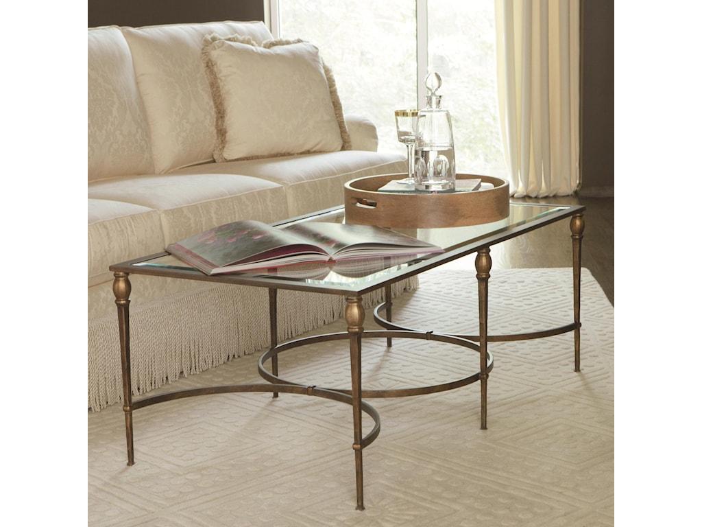 Thomasville® StilettoRectangular Cocktail Table