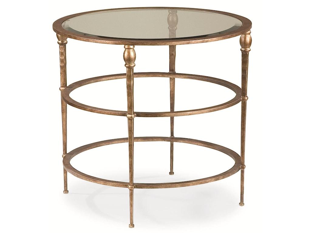 Thomasville® StilettoRound Lamp Table