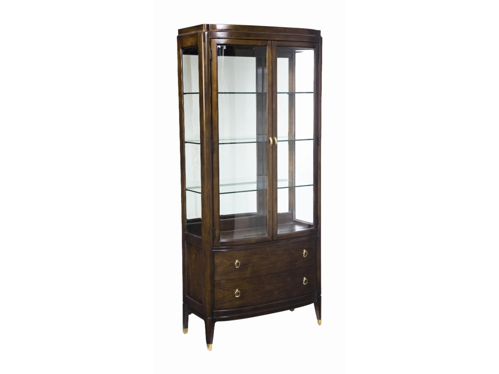 Thomasville® Studio 455Bunching Curio