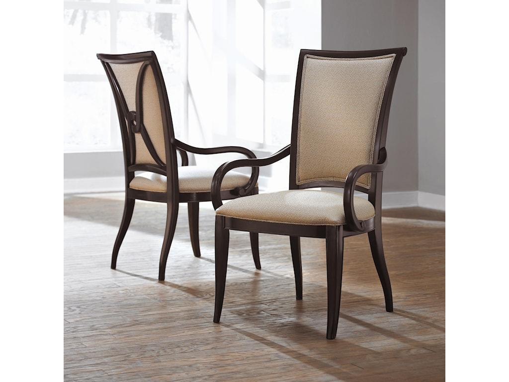 Thomasville® Studio 455Upholstered Arm Chair