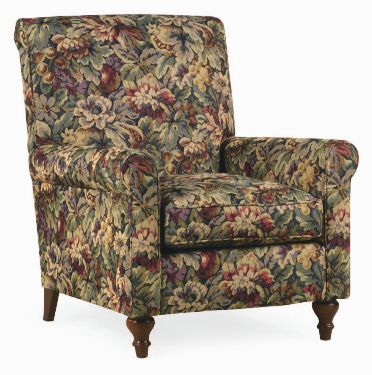 Thomasville® Upholstered Chairs And OttomansSolitaire Chair ...