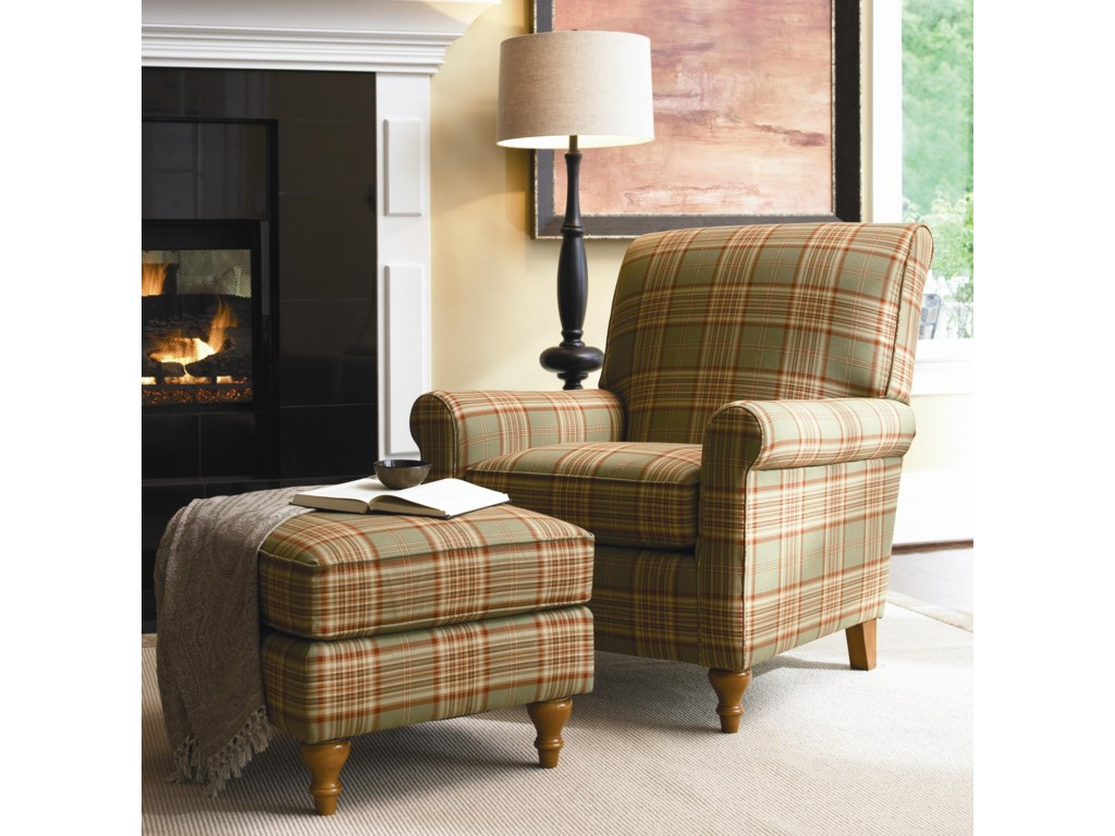 Shown in Room Setting with Solitaire Chair