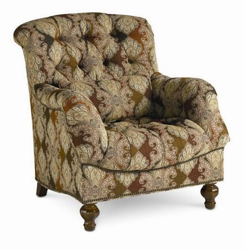 Thomasville® Upholstered Chairs And OttomansWalden Chair ...