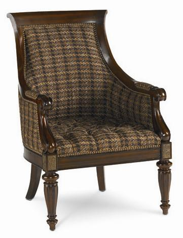 ... Thomasville® Upholstered Chairs And OttomansAnson Chair ...