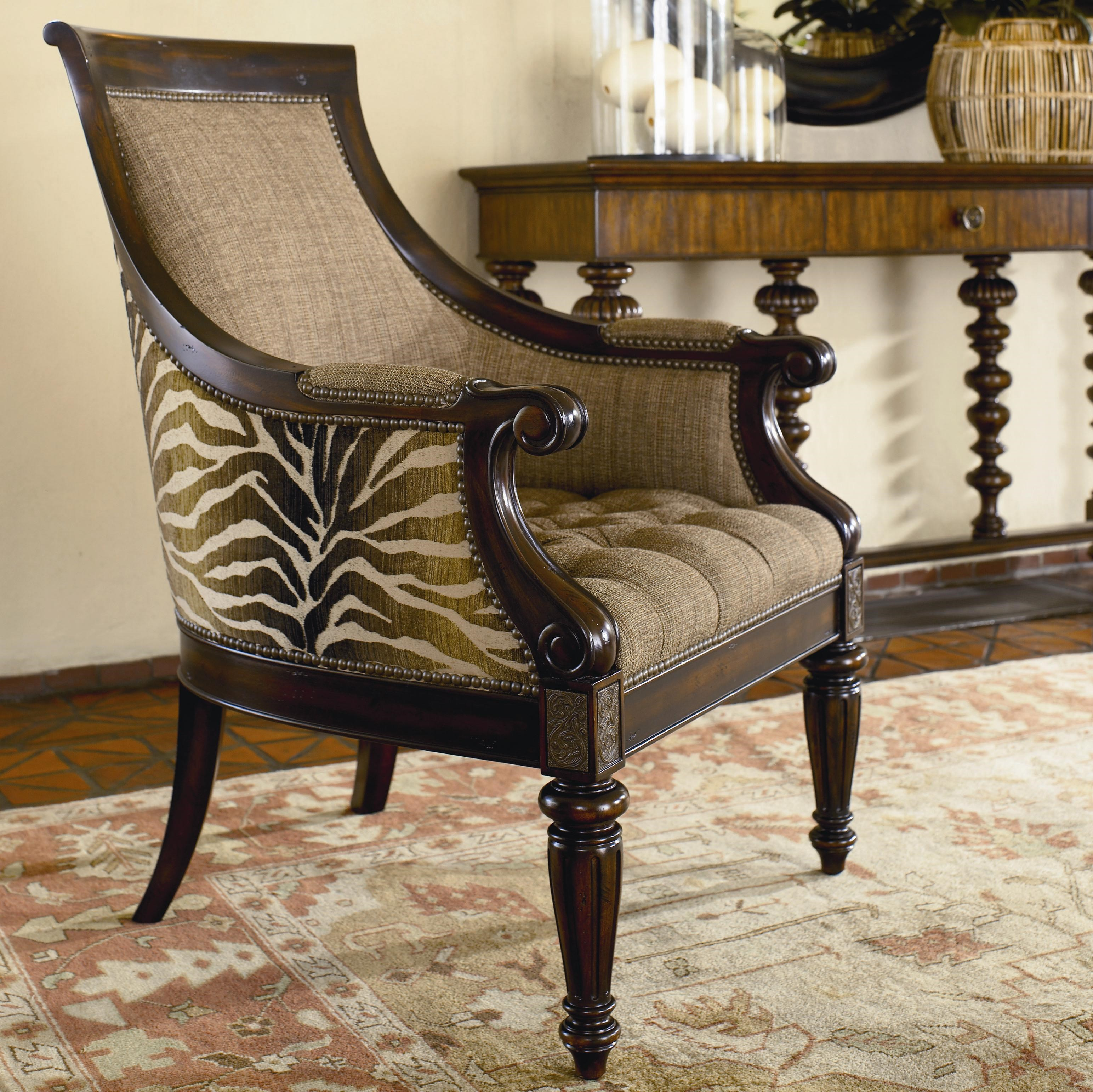 Shown With Anson Ottoman; Thomasville® Upholstered Chairs And OttomansAnson  Chair
