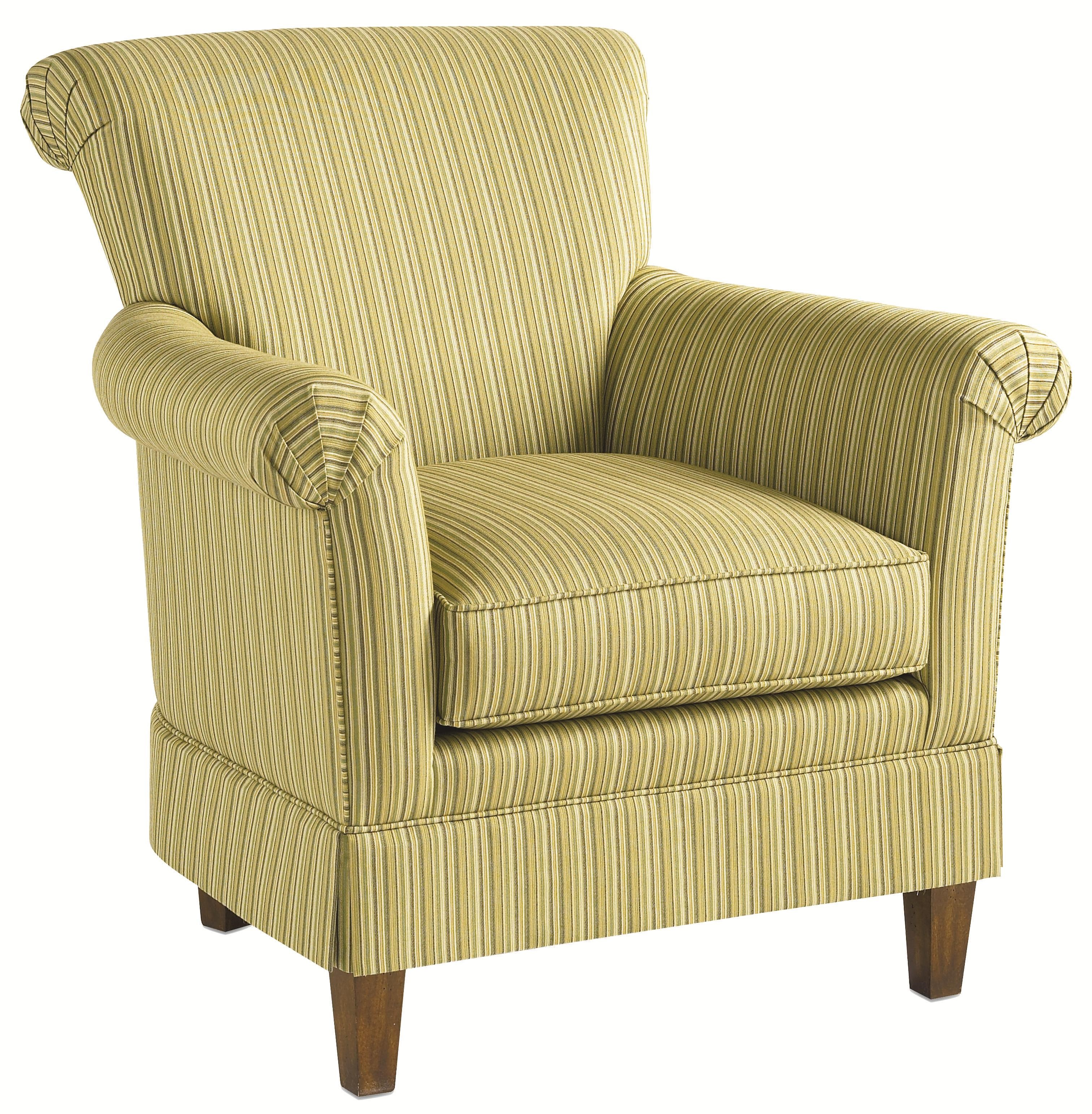 Thomasville® Upholstered Chairs And OttomansLucille Chair ...