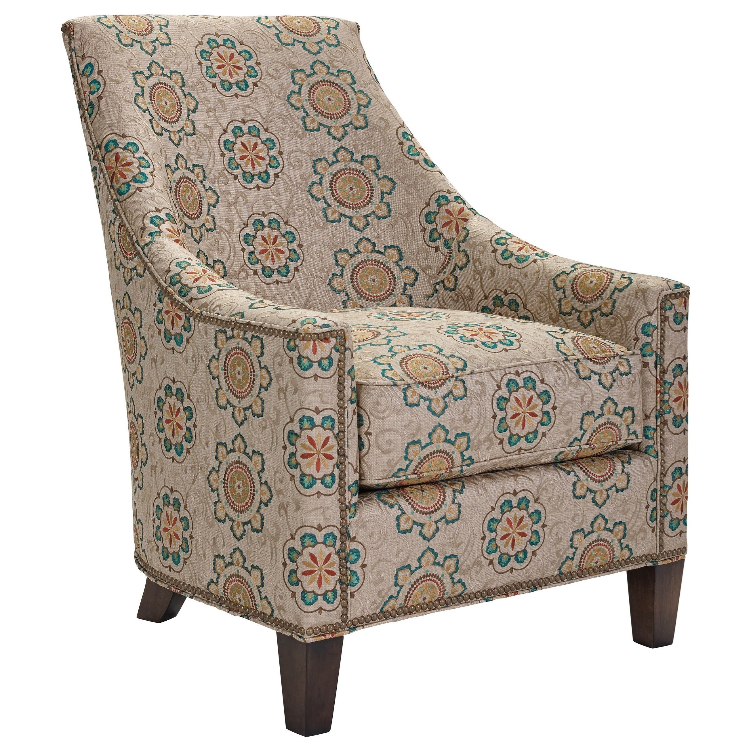 Thomasville® Upholstered Chairs And OttomansAdriana Chair ...