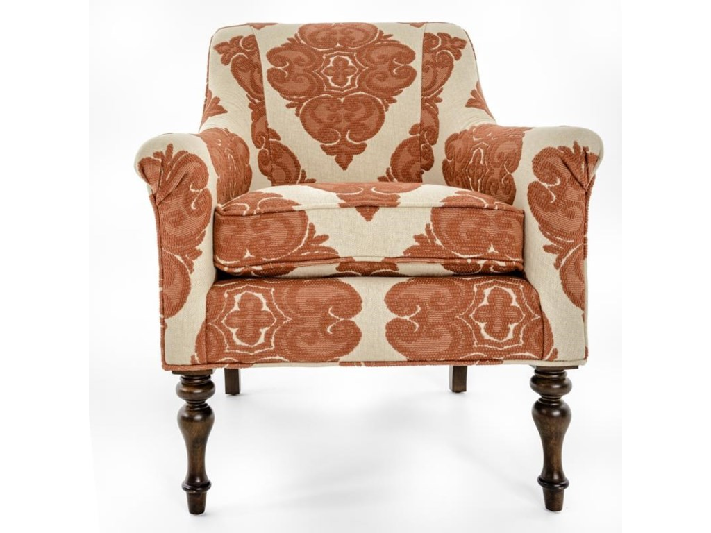 Thomasville® Upholstered Chairs and OttomansKiley Chair
