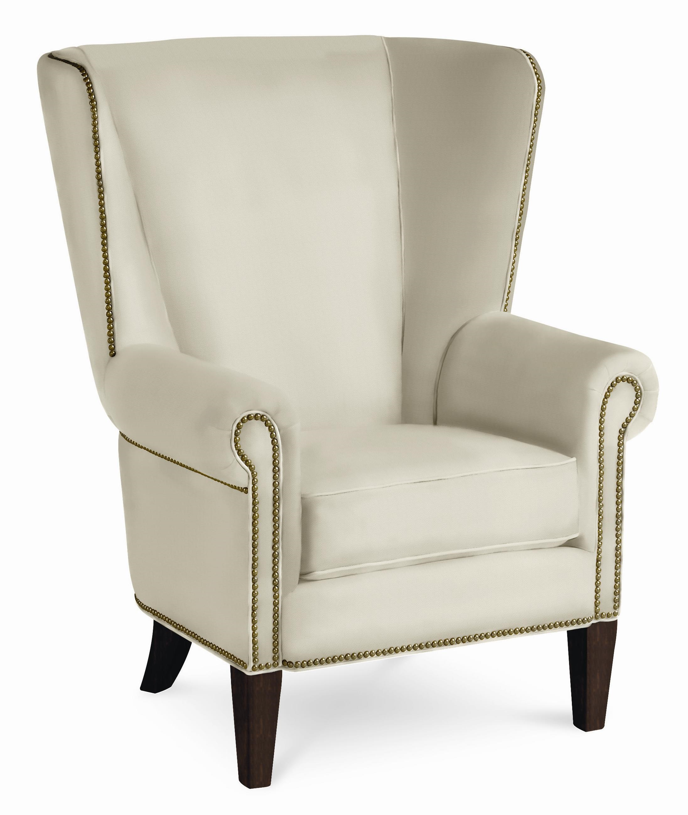 Charmant Thomasville® Upholstered AccentsMaynard Wing Chair ...