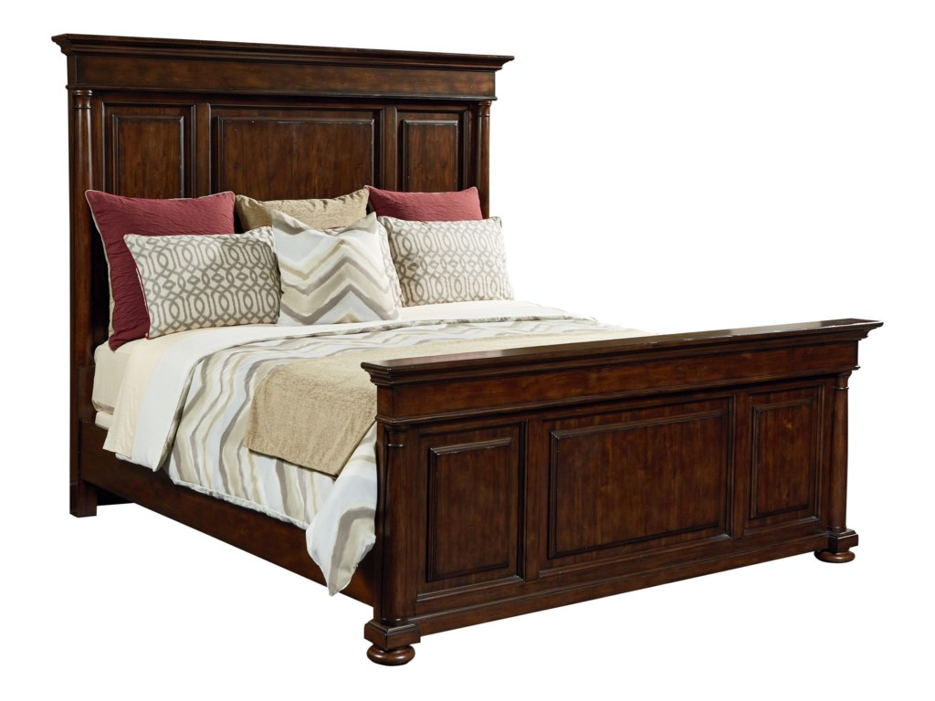 Thomasville® Wheatmore ManorQueen Panel Bed