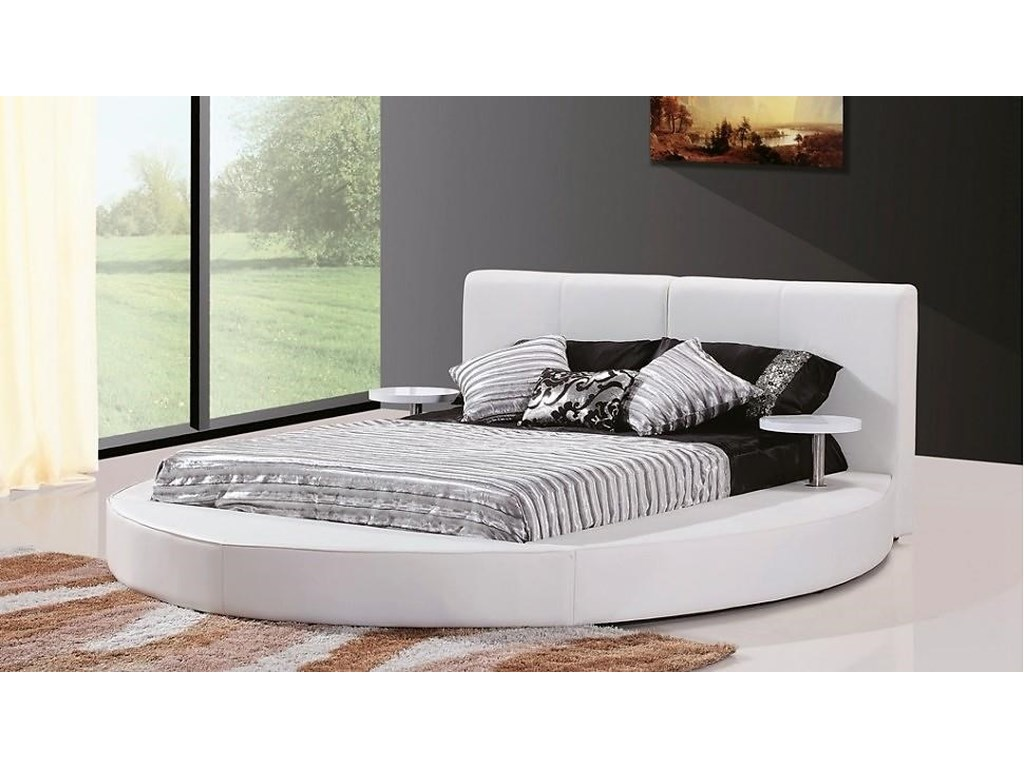 Titanic furniture b107platform bed