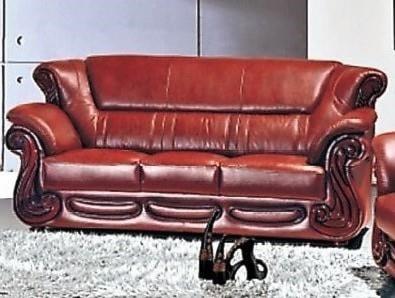 Titanic Furniture L40 Classic Sofa Brown Dream Home Furniture Sofas