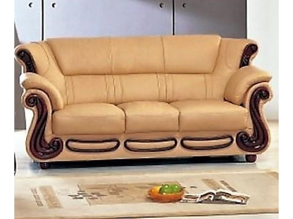 Titanic Furniture L41 Classic Sofa Cream Dream Home Furniture Sofas