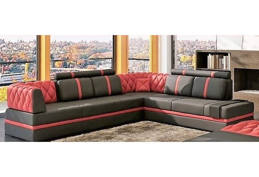 Furniture S175 3 Piece Sectional