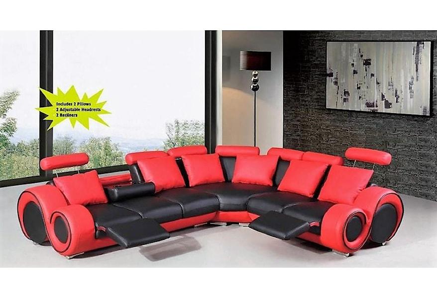 S206 Sofa