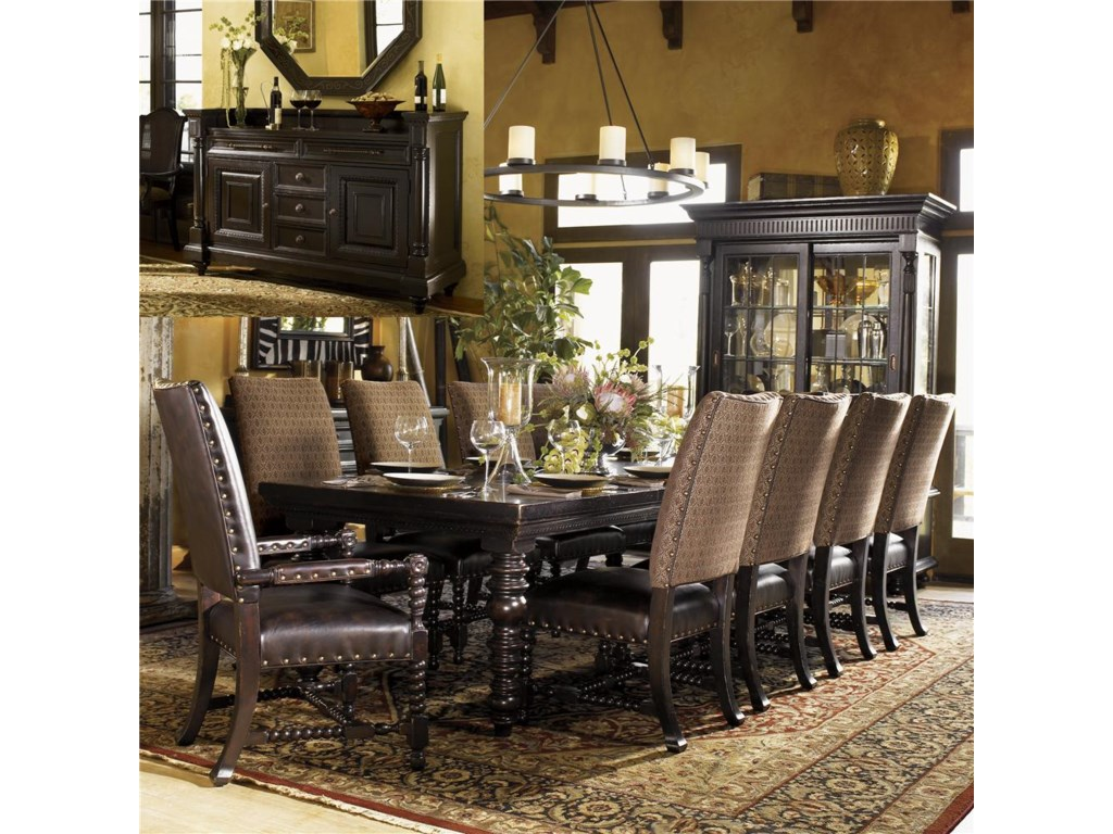 Tommy Bahama Home Kingstown8Pc Dining Room