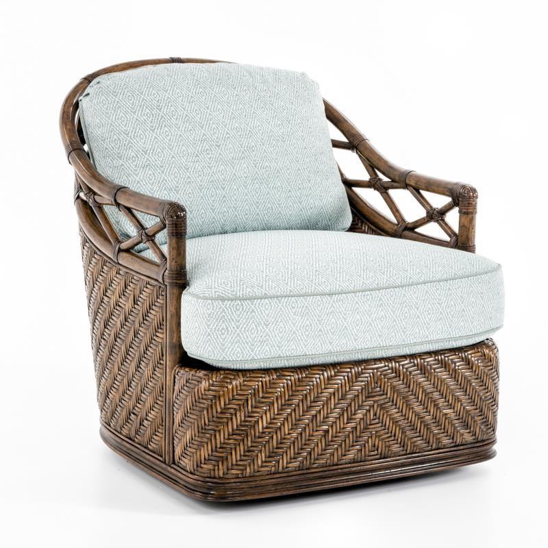 Tommy Bahama Home Bali HaiDiamond Cove Swivel Chair ...