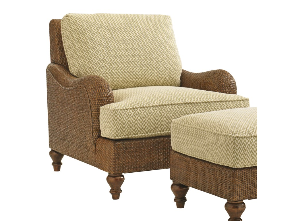 Tommy Bahama Home Bali HaiHarborside Chair