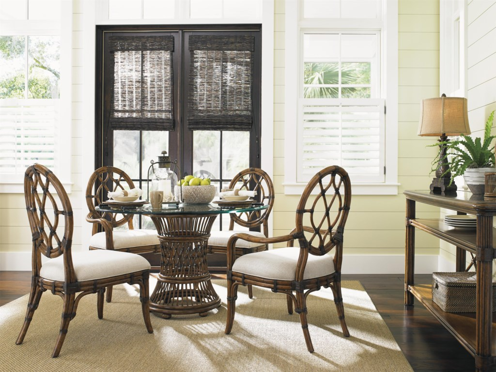 Tommy Bahama Home Bali HaiFormal Dining Room Group