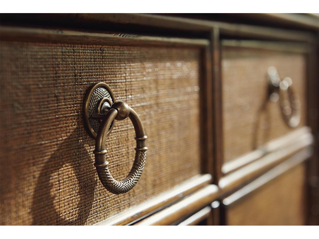Tommy Bahama Home Bali HaiCosta Sera Triple Dresser