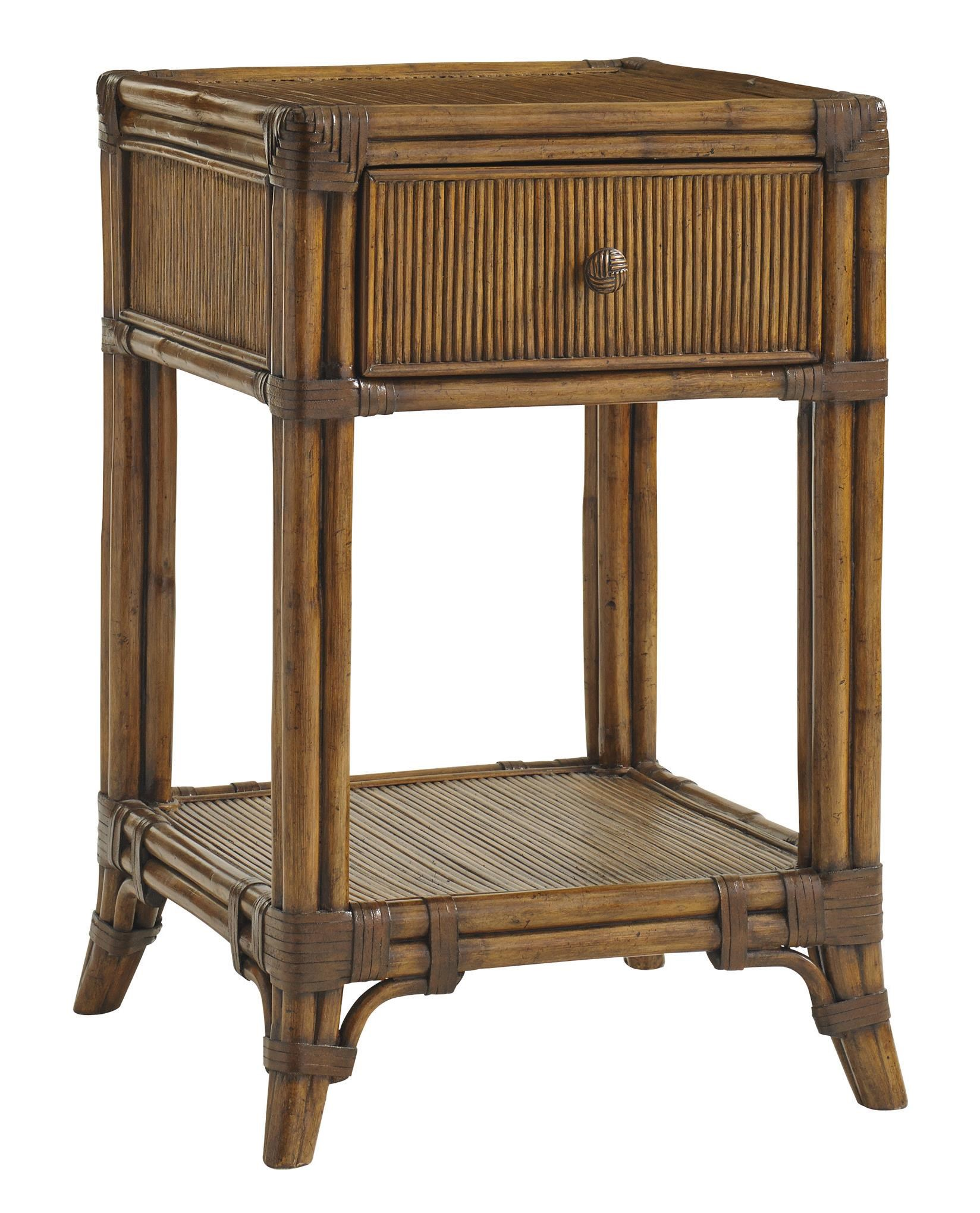 Merveilleux Tommy Bahama Home Bali HaiDel Sol Bedside Table ...