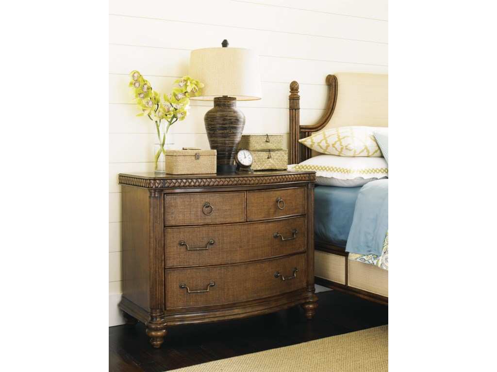 Tommy Bahama Home Bali HaiSilver Sands Bachelor's Chest