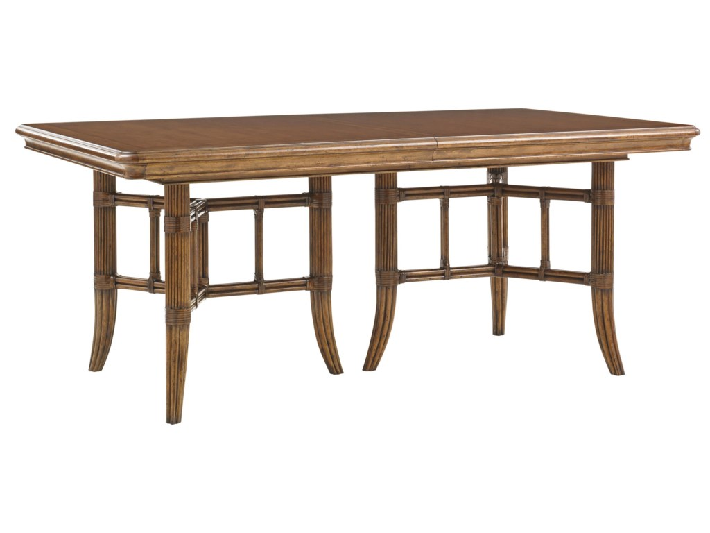 Tommy Bahama Home Bali Hai7 Piece Dining Set
