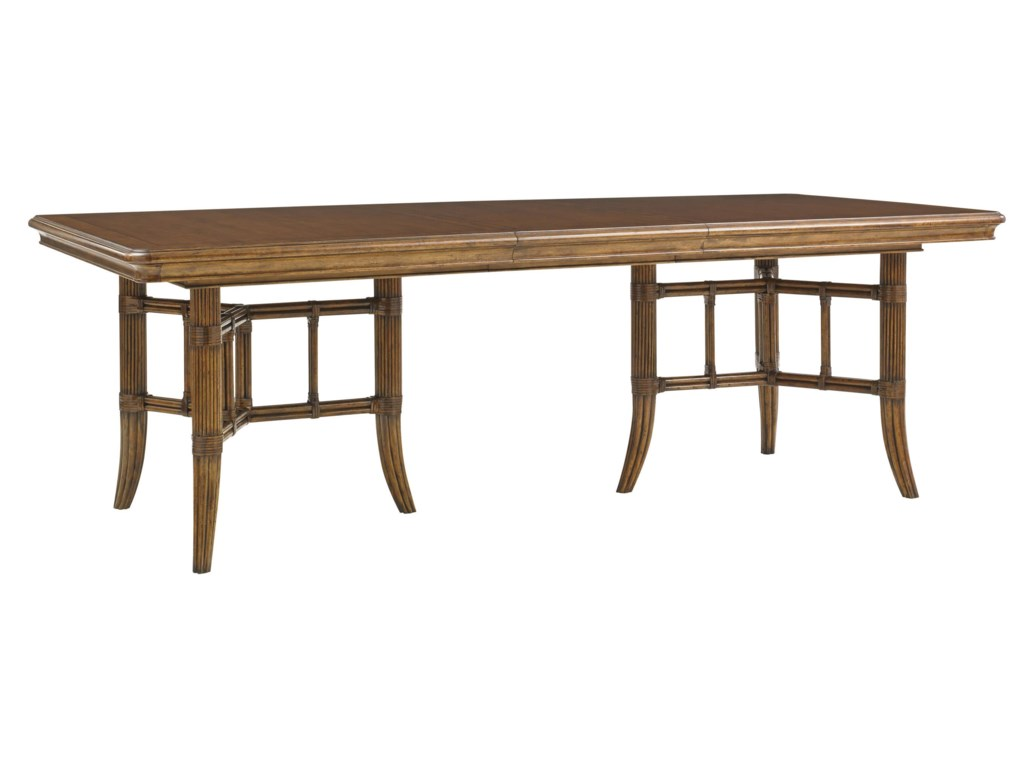 Tommy Bahama Home Bali Hai9 Piece Dining Set
