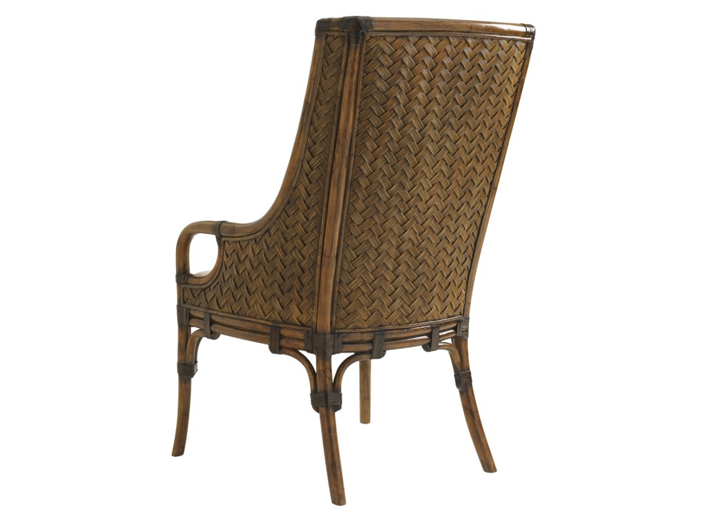 Tommy Bahama Home Bali HaiMarabella Upholstered Arm Chair