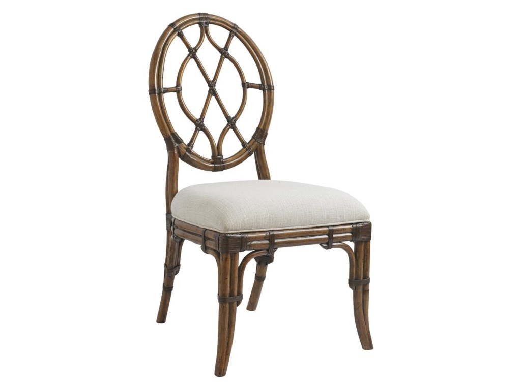 Tommy Bahama Home Bali Hai Cedar Key Dining Side Chair | HomeWorld ...