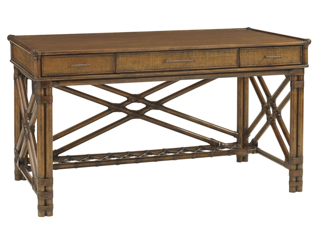 Tommy Bahama Home Bali Hai Enchanted Isle Desk | HomeWorld Furniture ...