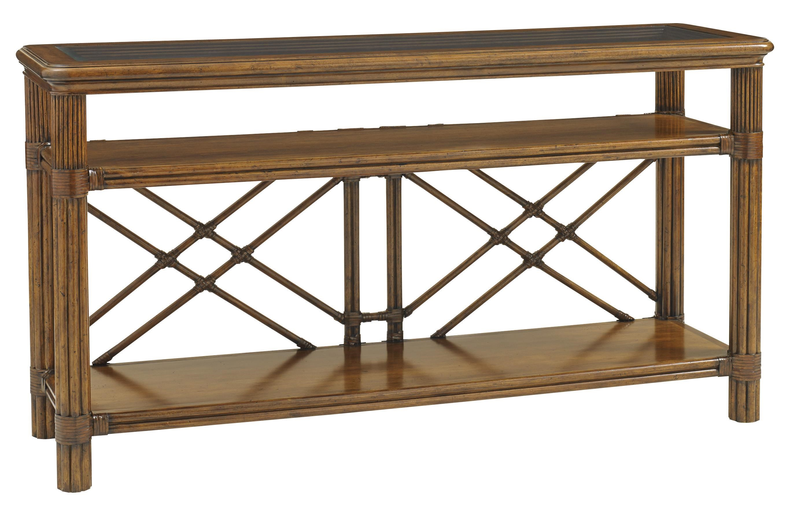 Exceptionnel Tommy Bahama Home Bali HaiIslander Console ...
