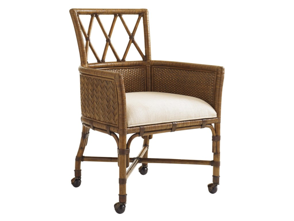 Tommy Bahama Home Bali HaiCustomizable Tarpon Cove Game Chair