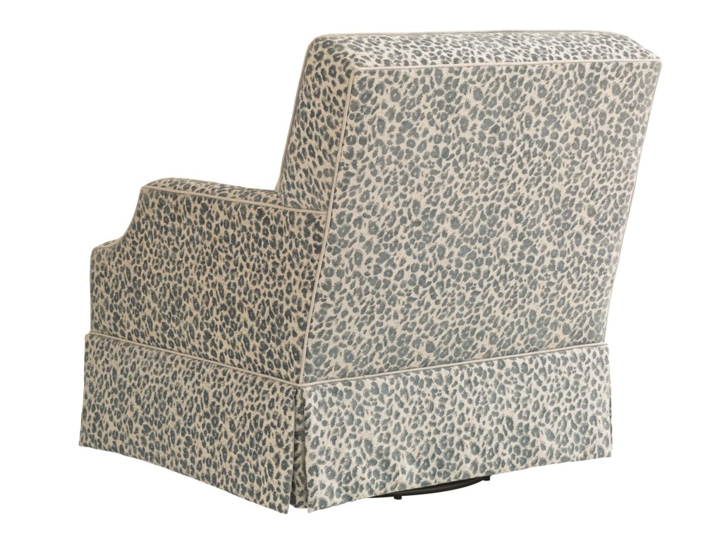 Tommy Bahama Home Bali HaiCourtney Swivel Chair