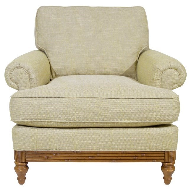 Wonderful Tommy Bahama Home Beach House Golden Isle Chair   C. S. Wo U0026 Sons Hawaii    Upholstered Chairs