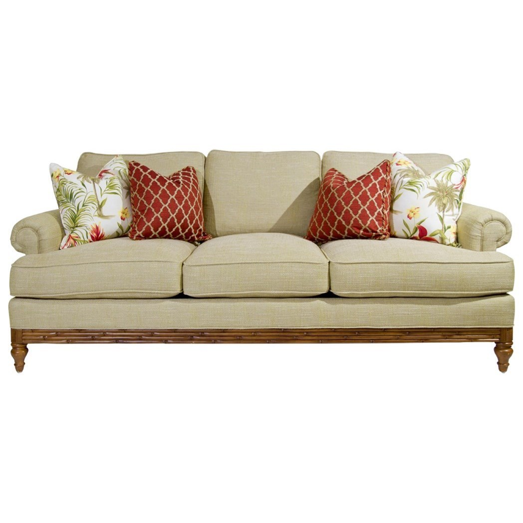 Bon Tommy Bahama Home Beach HouseGolden Isle Sofa ...