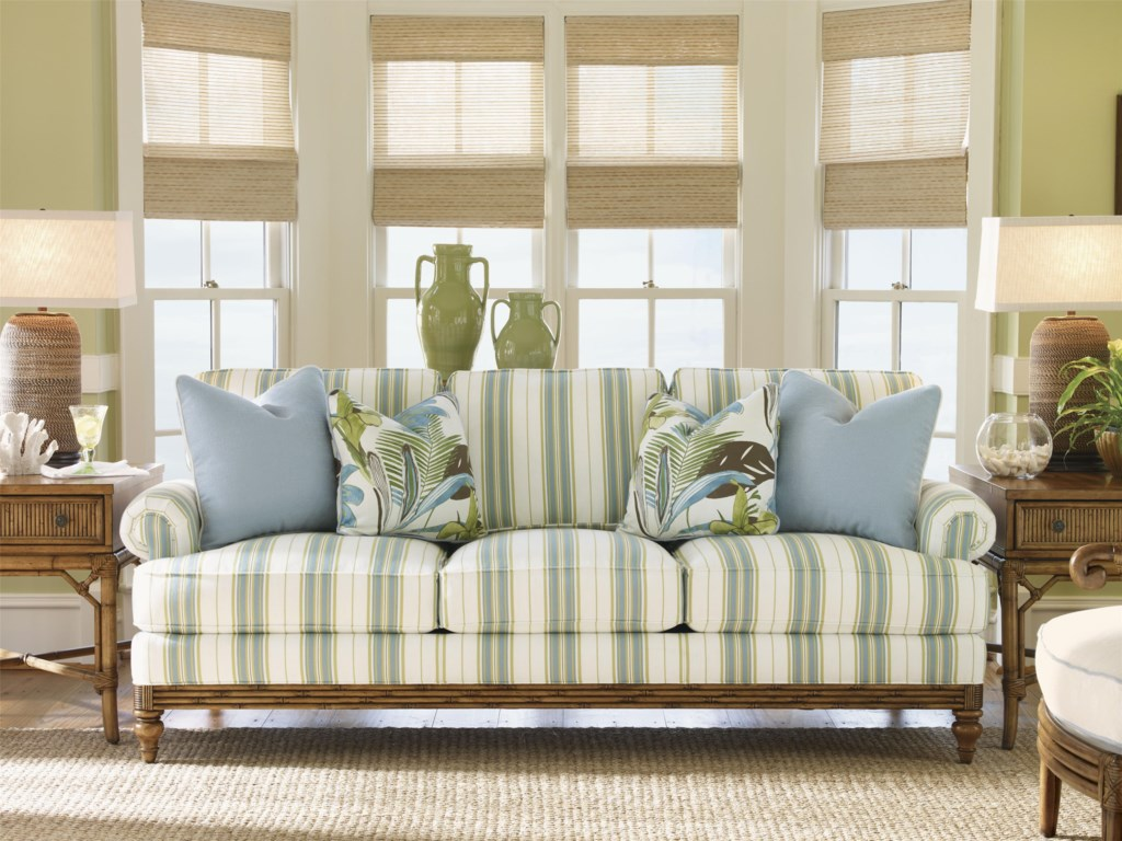 Tommy Bahama Home Beach HouseGolden Isle Sofa