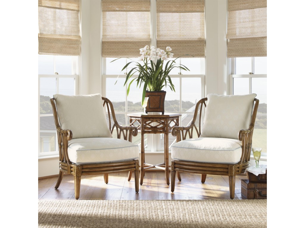 Shown with Ocean Breeze Chairs