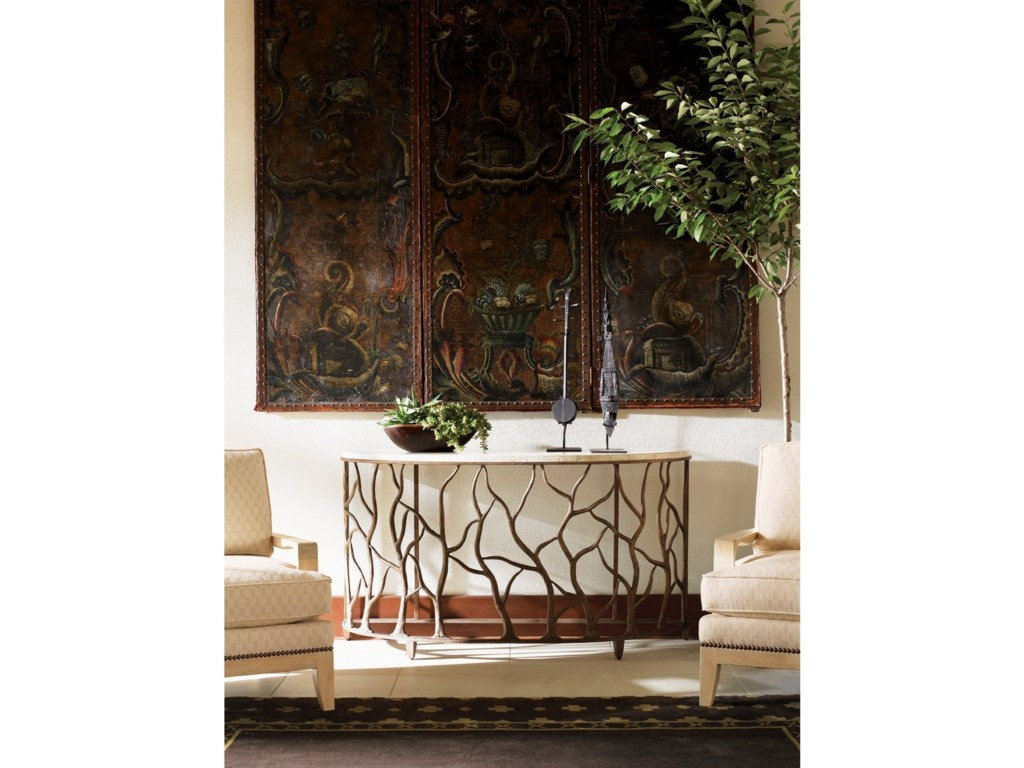 Tommy Bahama Home Cypress PointBannister Garden Console Table