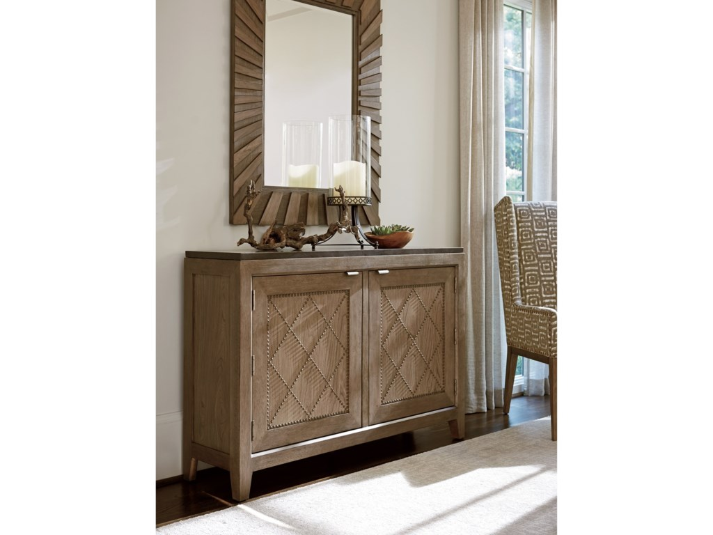 Tommy Bahama Home Cypress PointArdley Sunburst Mirror