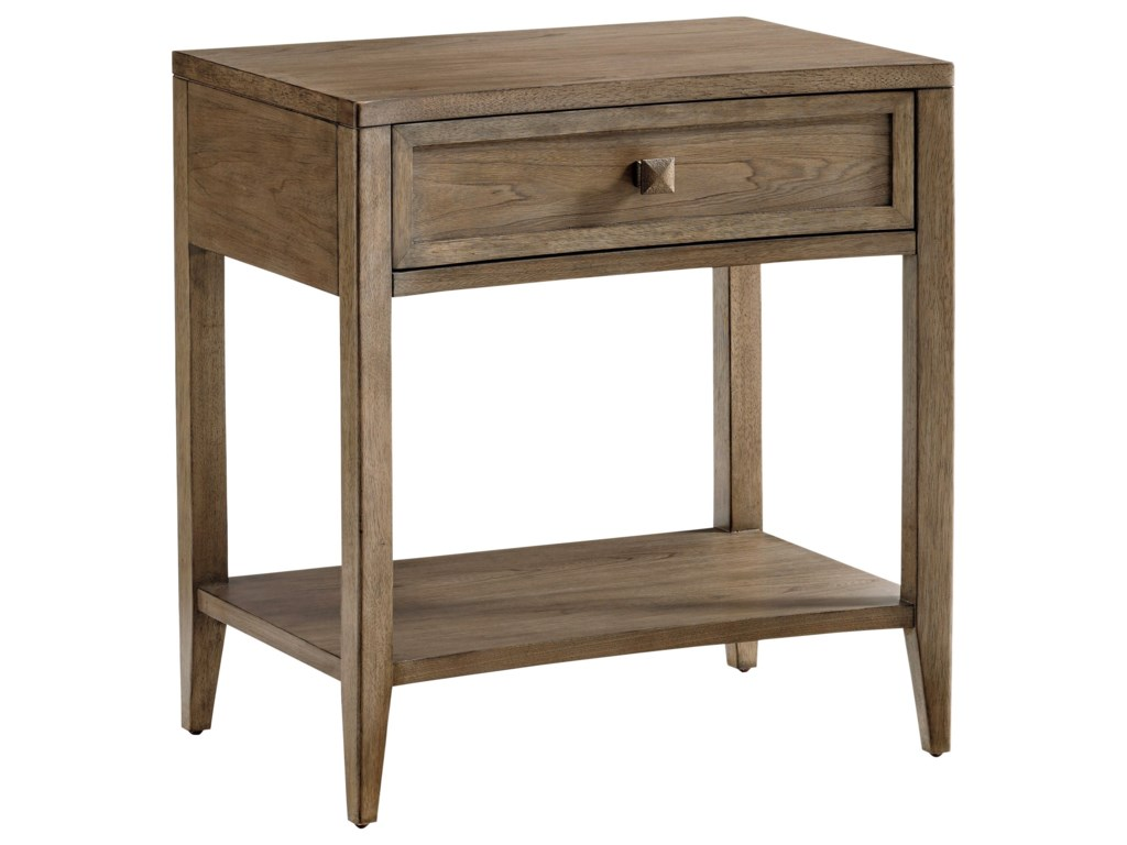 Tommy Bahama Home Cypress PointStevenson Open Nightstand
