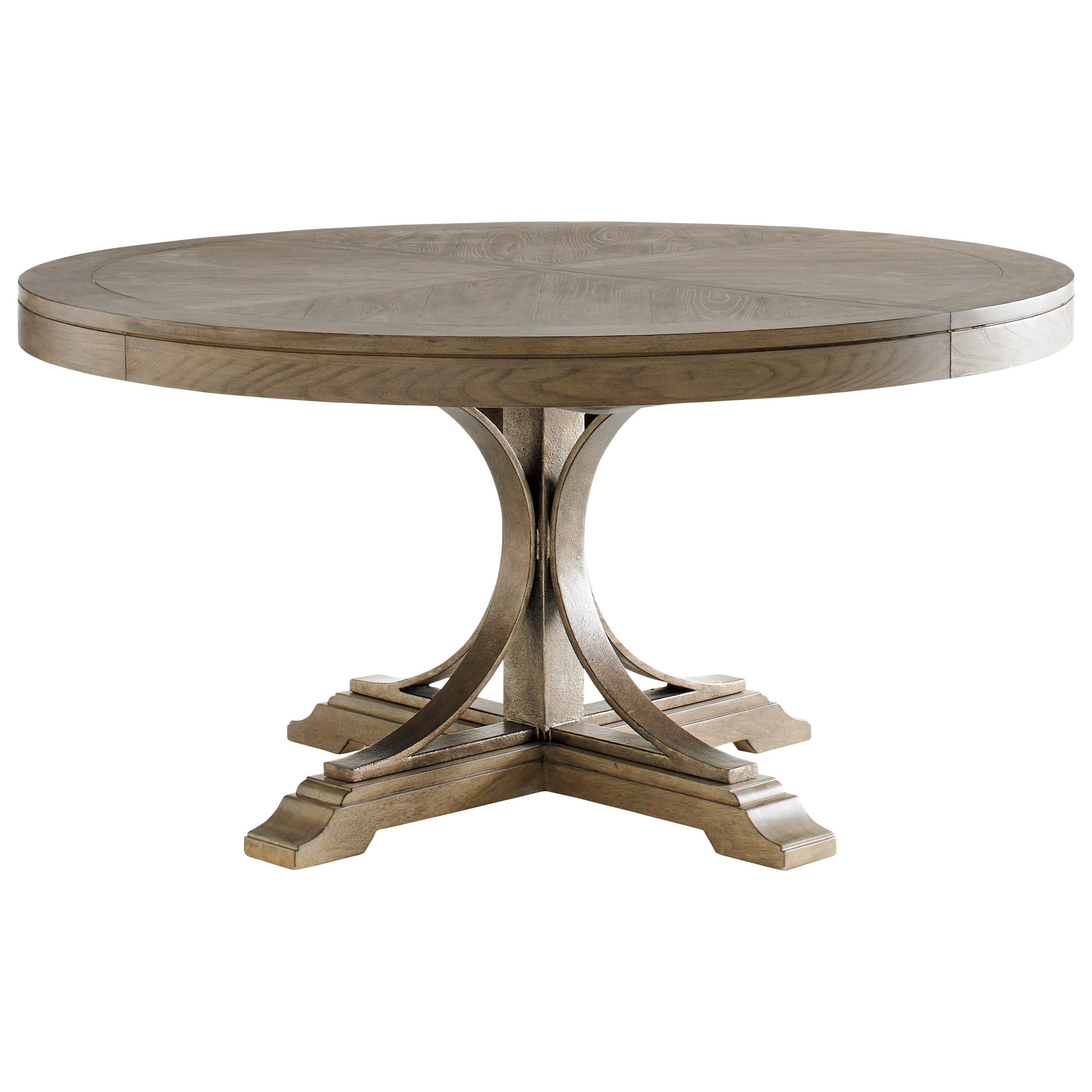 Tommy Bahama Home Cypress PointAtwell Round Dining Table ...
