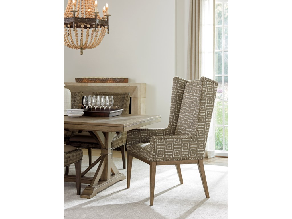 Tommy Bahama Home Cypress Point9 Pc Dining Set