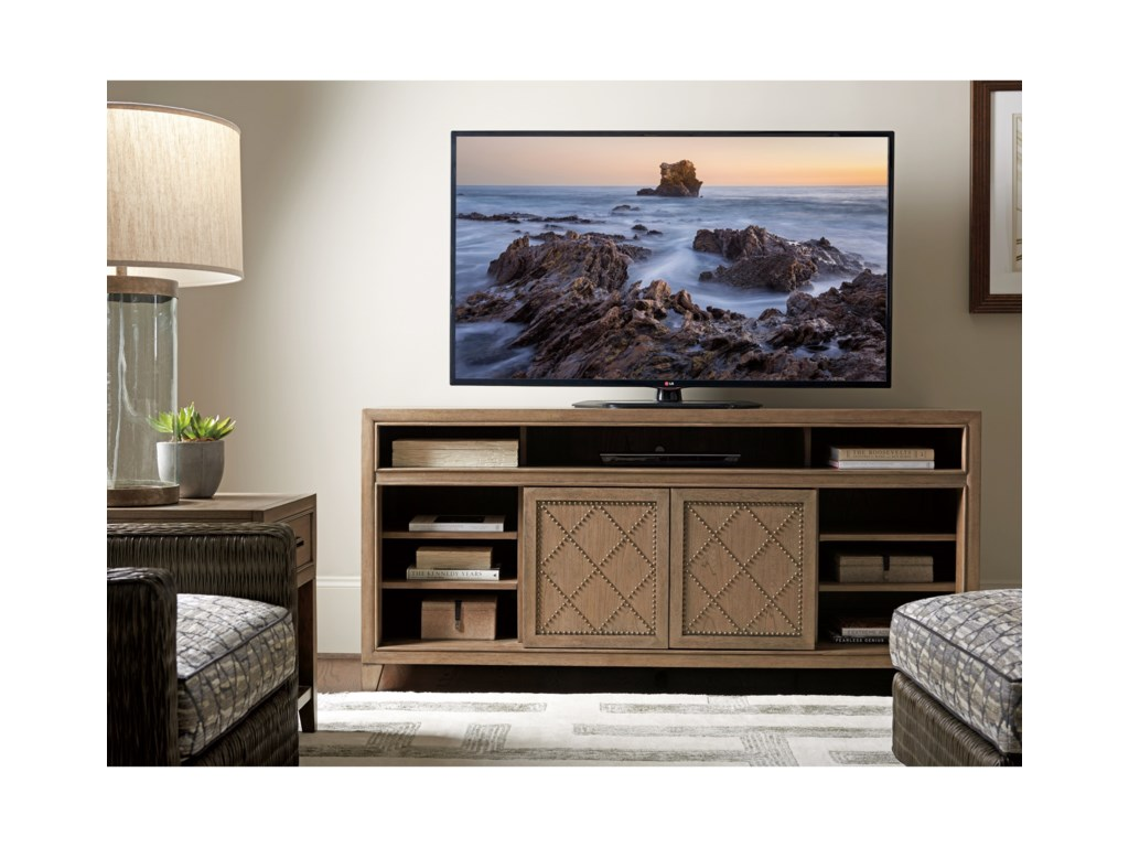 Tommy Bahama Home Cypress PointFairbanks Media Console