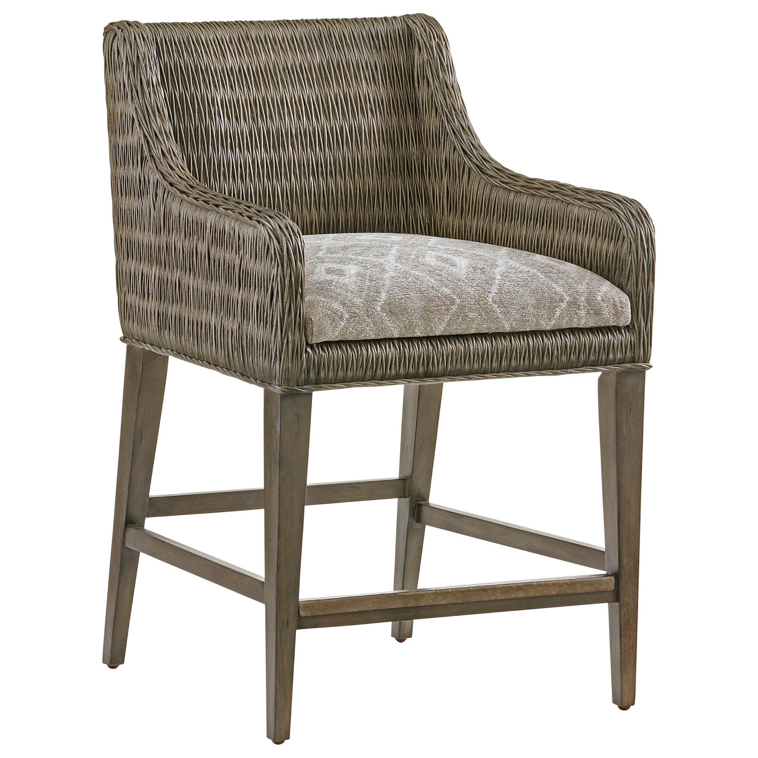 luxurypatio modern rattan tommy bahama outdoor furniture. Tommy Bahama Home Cypress Point Turner Woven Rattan Counter Stool With Custom Fabric Cushion Wicker Chair. Luxurypatio Modern Outdoor Furniture A