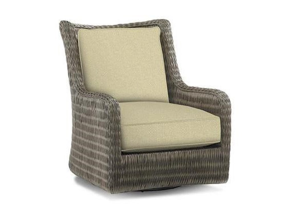 Tommy Bahama Home Cypress PointSwivel Chair